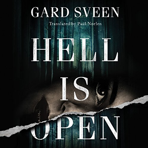 Hell Is Open audiobook cover art