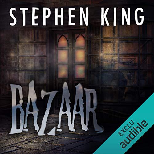 Page de couverture de Bazaar