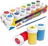 Tritart Acryl-Farben-Set fŸr Kinder und Erwachsene