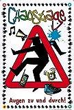 Diversión-escudo Fun PST-letrero