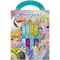 12-Count Disney Frozen My First Library Board Book Set