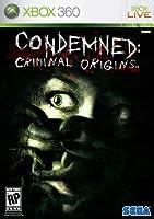 【輸入版:北米】Condemned: Criminal Origins - Xbox360