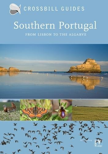 Woutersen, K: Southern Portugal: From Lisbon to the Algarve (Crossbill Guides, Band 26)