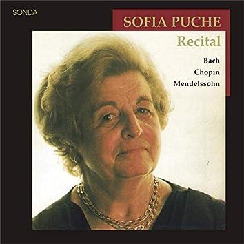 Mendelssohn: Romanza - Bach: Suites - Chopin: Preludes