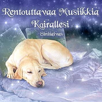 Rentouttavaa Musiikkia Koirallesi