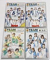 テニスの王子様 ミュージカル DVD TEAM COLLECTION 4種セット