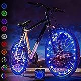 Luces LED para Ruedas de Bicicletas