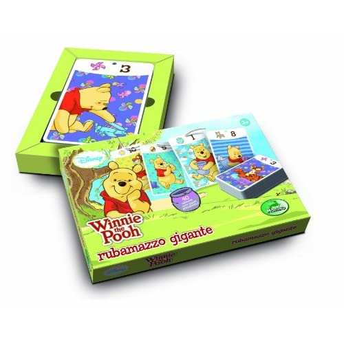 Modiano Disney - Rubamazzo Gigante Winnie The Pooh