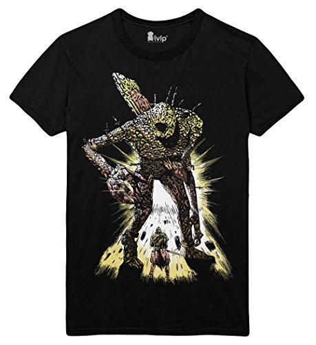 Dark Souls 3 T-Shirt Big Boss, Größe L