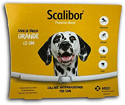 Scalibor Collare, 65 cm - MSD Animal Health