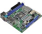 ASRock Rack E3C232D2I LGA1151/ Intel C232/ DDR4/ SATA3USB3.1/ V&2GbE/ Mini-ITX Server Motherboard