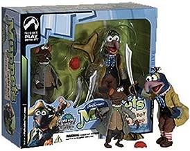 Palisades Muppets Exclusive Cabin Boy Gonzo & Rizzo Figure - Wizard World Treasure Island Box Set, Muppet Show Series
