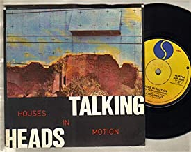 TALKING HEADS - HOUSES IN MOTION - 7 inch vinyl / 45 record