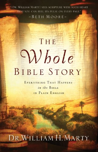 The Whole Bible Story: Everything That Happens in the Bible in Plain...