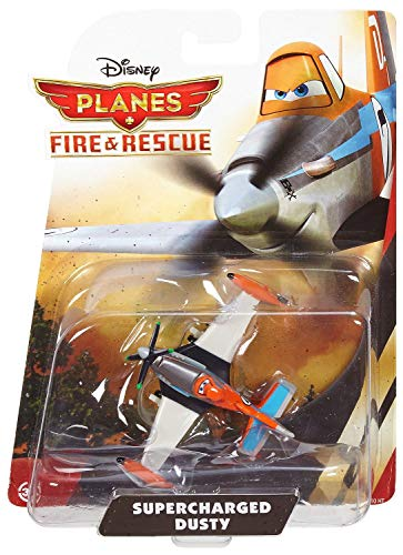 Disney - Planes 2 Modellino Supercharged Dusty Superpotente