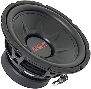 Earthquake Sound TNT-10S 10-inch Subwoofer with Single 4-ohm Voice Coil