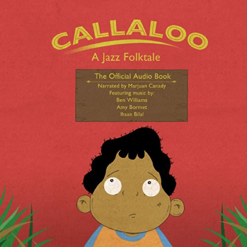 Callaloo audiobook cover art