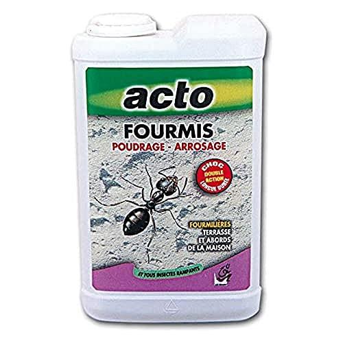 ACTO | POUDRE FOURMIS...