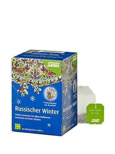 Salus Russischer Winter-Früchte-Tee im Beutel (30 g) - Bio
