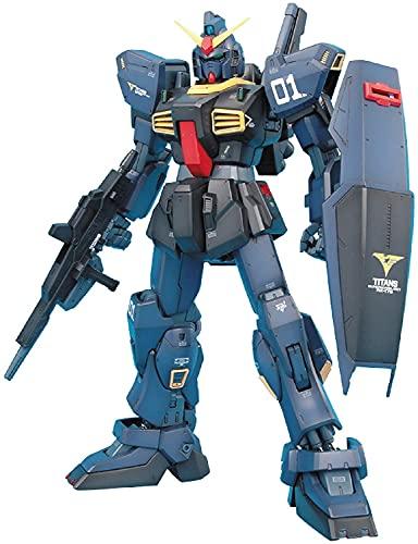 MG 機動戦士Zガンダム ガンダムMk-II Ver.2.0 (ティターンズ仕様) 1/100スケール 色分け済みプラモデル 4573102615794