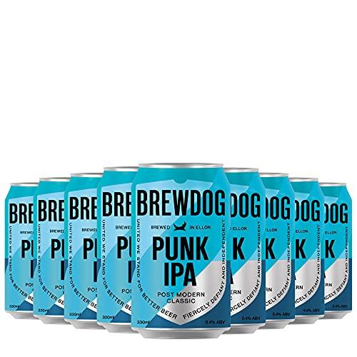 Kit de Cervejas Brewdog Punk IPA Com 9 Unidades
