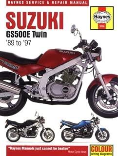 suzuki gs500e price