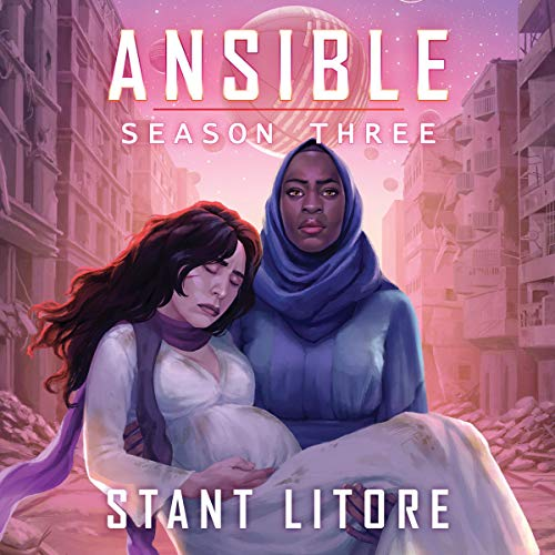 Ansible: Season Three cover art