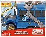 Fortnite S1 W1 Battle Bus 5 Fig Multipack