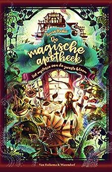 Het mysterie van de zwarte bloem (De magische apotheek Book 2) van [Anna Ruhe, Claudia Carls, David Orthel]
