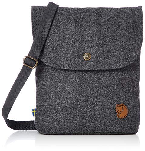FJALLRAVEN Unisex-Erwachsene Norrvåge Pocket Rucksack, grau, Einheitsgröße