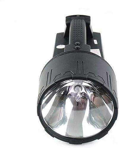 Longue portée Pêche Xenon Lampe Grande capacité batterie au lithium chargement spot Fort éclairage Searchlight