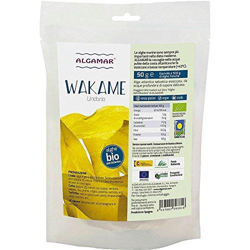 ALGAMAR Alga WAKAME 50gr, No aplicable