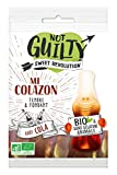 Not Guilty Gominolas Cola Mi Colazon Ecológicas - Vegetariano, Vegano, Sin Gluten - Bolsita 50 G
