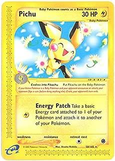 Pokemon - Pichu (58) - Expedition