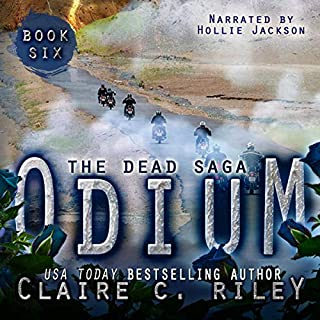 Odium VI: The Dead Saga cover art