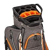 Founders Club Franklin Golf Push Cart Bag -Riding...