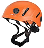 Tontron Adult Hiking Climbing Caving Work Helmet