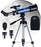 Vanstarry Telescope, 70mm Aperture 400mm AZ...