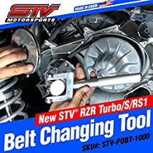 STVMotorsports Polaris RZR Turbo S RS1 Belt Changing Tool - Made in The USA