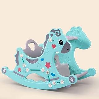 7fcc95f1a XUELIANG Silla Mecedora para niños con música de plástico Grueso de Regalo  de 1-2