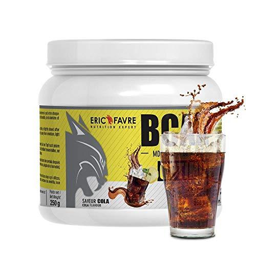 BCAA Optimiz  BCAA enrichie en Vitamine B & Zinc   Acides Aminés - Idéal Pendant L'Entraînement  250 gr - Laboratoire Français Eric Favre