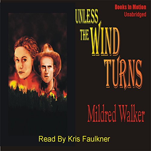 Unless the Wind Turns audiobook cover art