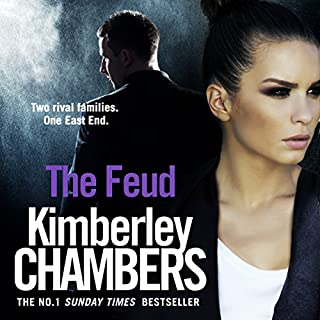 The Feud     The Mitchells and O'Haras Trilogy, Book 1              By:                                                                                                                                 Kimberley Chambers                               Narrated by:                                                                                                                                 Annie Aldington                      Length: 12 hrs and 54 mins     6 ratings     Overall 4.8