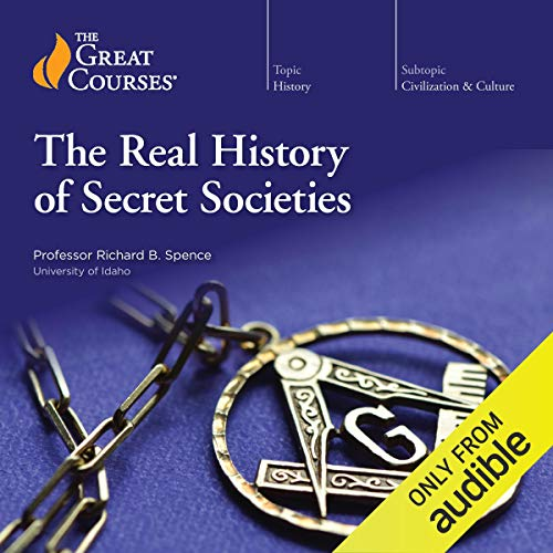 The Real History of Secret Societies cover art