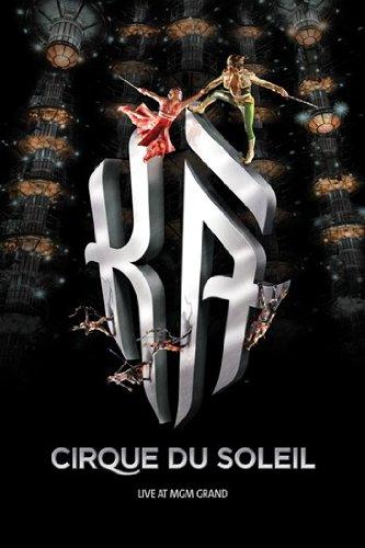 Cirque du Soleil - Ka c.2004 Movie Poster (27,94 x 43,18 cm)