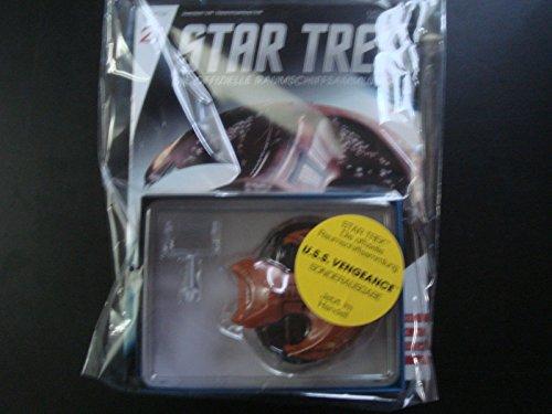 Star Trek Raumschiffsammlung von Eaglemoss Nr. 21 - Ferengi Marauder