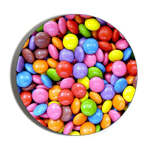 Gifts & Gadgets Co. Smarties Button Button Button Button Button Button 25mm Anstecknadel klein rund