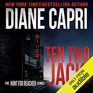 Ten Two Jack: Hunting Lee Child's Jack Reacher cover art