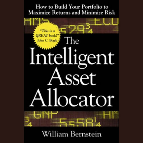 The Intelligent Asset Allocator audiobook cover art
