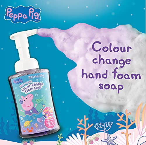Peppa Pig Colour Changing Foaming Hand Soap